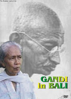 Gandhi di Bali