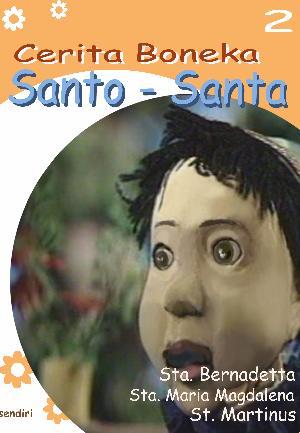 Cerita Boneka Santo Santa (5 seri)