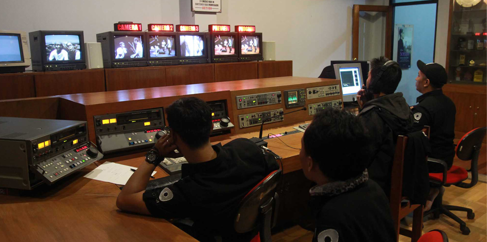 Produksi Studio Training ANTV Programmaker Development Class 2018