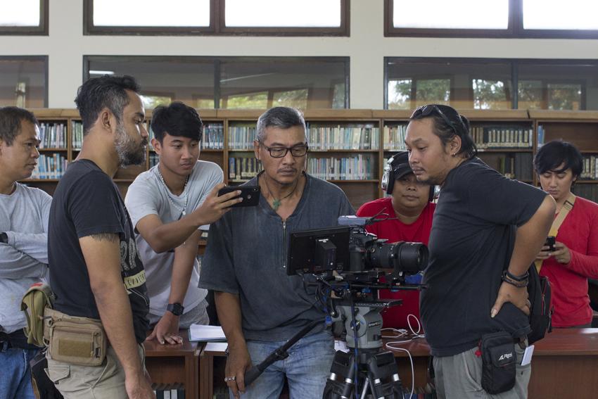 Produksi Film Pendek Sahabat Sejati kerjasama Komsos KWI dan SAV Puskat